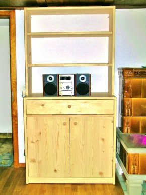 Regal-Buffet Tanne