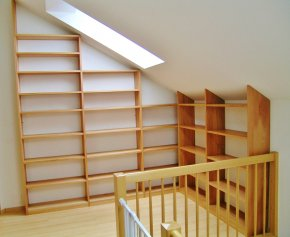 Regal Heierle Buche