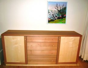 Sidebord Armando mini roh